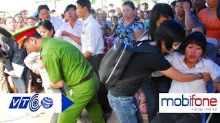 Tù 9 tháng vì tát CSGT, nữ sinh ngất xỉu | VTC