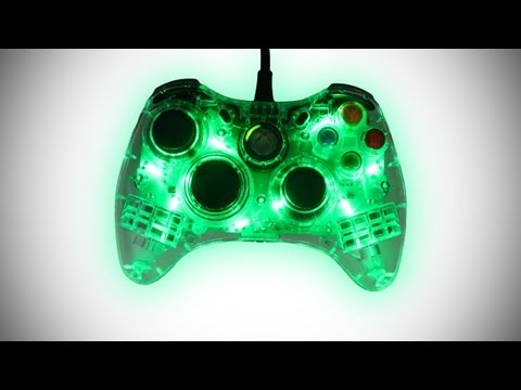 Afterglow Xbox 360 Wired Controller | Unboxing + Review