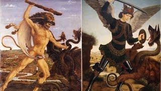 Origine pagana dei santi