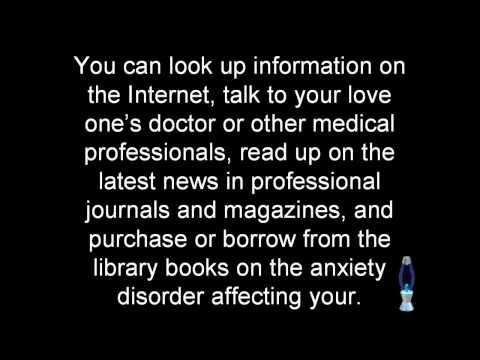 Coping Methods for Anxiety Disorders.