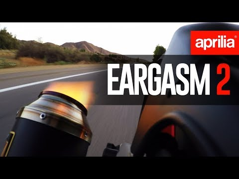 Best Sounding Aprilia RSV4 - EARGASM 2