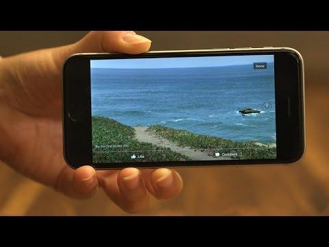Make 360-degree photos for Facebook (Tech Minute)