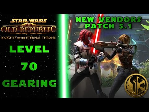 Level 70 Gearing - Patch 5.1 Vendors
