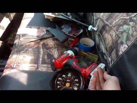 Diagnosing and Fixing Broken Speedometer on '81 Chevy K20