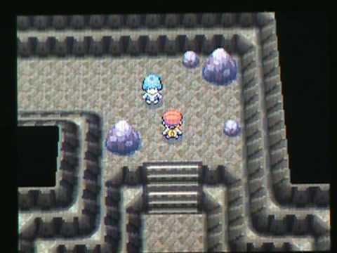 Pokemon Diamond and Pearl pt 33 Mt Coronet and Spear Pillar