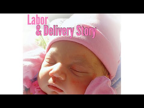 My Labor & Delivery Story! |Teen Parents at 18 - Stay at Home Mom