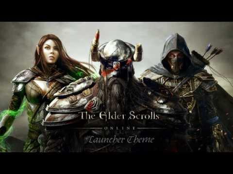 The Elder Scrolls Online   Beta Launcher Theme Music