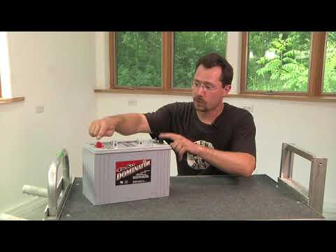 7 Build Your Own Electric Motorcycle - FULL - 7 Batteries