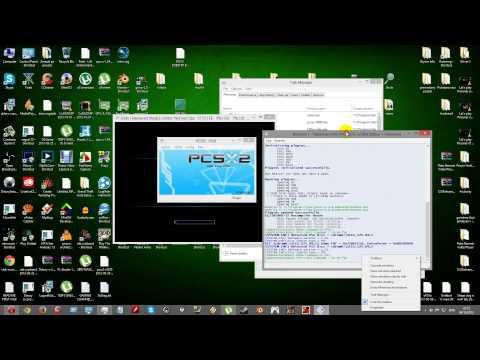 pcsx 0.9.8 emulator - slow fps problem with specs details