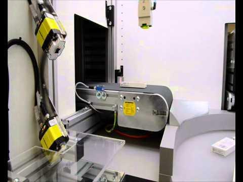 Pharmacy Robots - Wexham Park