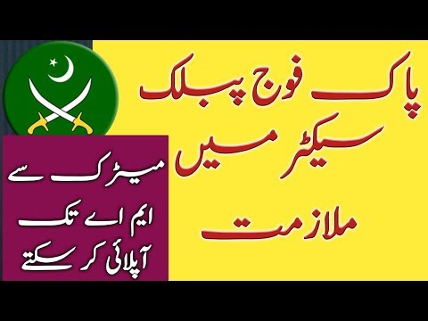Jobs in public sector latest jobs in pakistan . New alert Jobs in pakistan on jobs alert pk 2018.