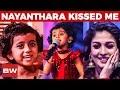 Nayanthara Kissed Me Sun Singer Title Winner Ananyas Cute Musical Interview RR 44