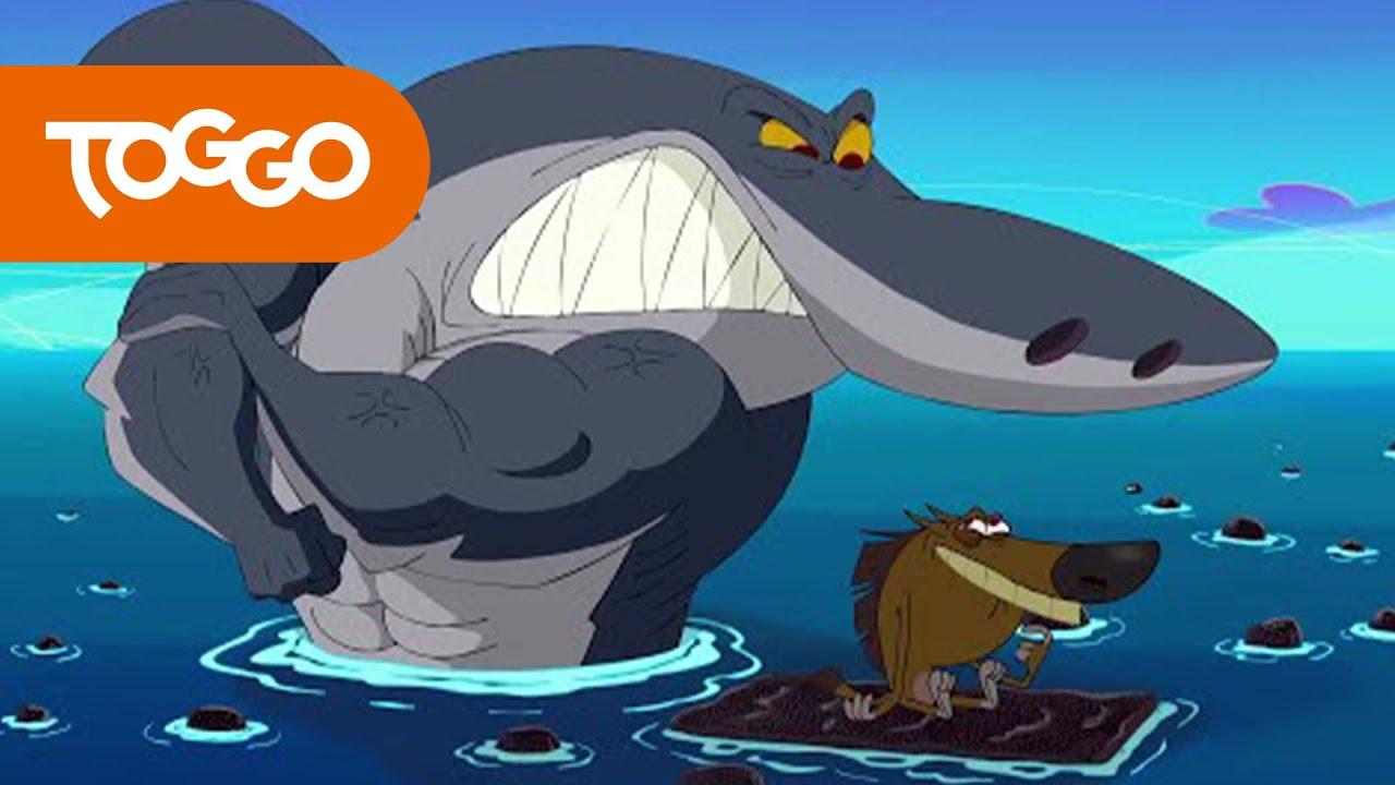 Zig und Sharko 🦈 Stark wie ein Hai 🦈 Volledige aflevering in HD