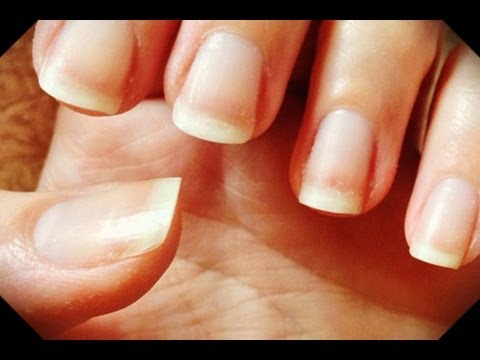 Grow Your Weak Nails - My Nail Routine!