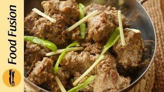 Namkeen Karahi Gosht Recipe By Food Fusion