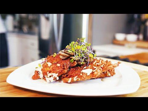 Reibekuchen (Potato Pancake) Recipe