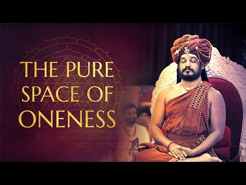 The Pure Space of Oneness