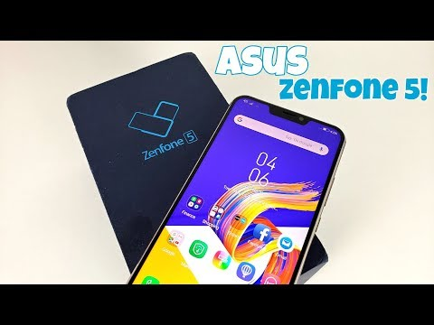Asus Zenfone 5 - Face ID - Animojis? - 6.2