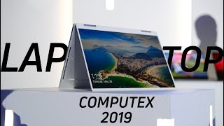 The best laptops of Computex 2019!