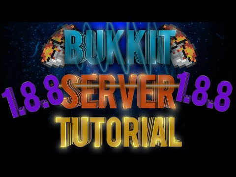 How To Setup a Bukkit/Spigot Server (Minecraft 1.12.2)