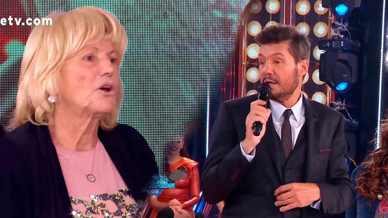Dora, la abuela de Lola Latorre confesó por qué se enojó con Marcelo Tinelli