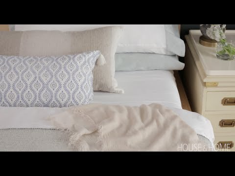 QUICK TIPS | How To Make Your Bed Perfectly
