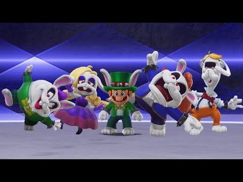 Super Mario Odyssey - Broodals Boss Rush (Topper Costume)