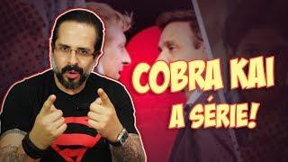 """Cobra Kai - A Série derivada de """"Karatê Kid"""""""