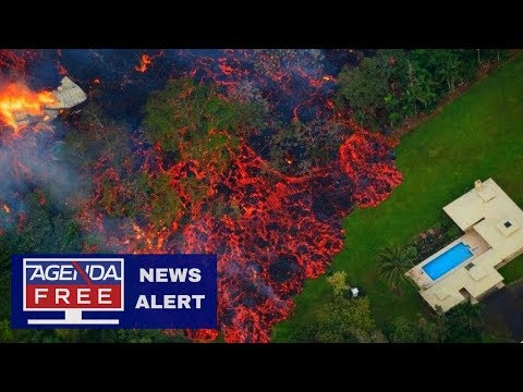Fast-Moving Lava Causes New Evacuations in Hawaii - LIVE BREAKING NEWS COVERAGE 5/30/18