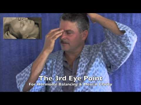 Anxiety, Panic & Hormonal Acupressure Points