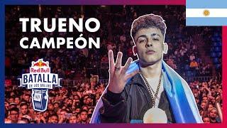 TRUENO vs WOLF - Final | Final Nacional Argentina 2019