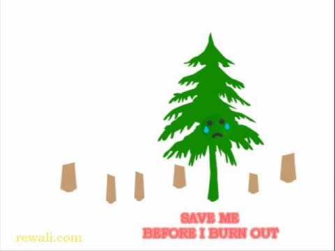 stop defarestation , save trees , stop global warming ,save the world rewali.com