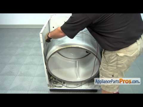 Dryer Drive Belt (part #WP8547168) - How To Replace