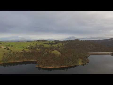 Drone Footage taken at Lake Lyell and Hassans Walls near Lithgow, NSW