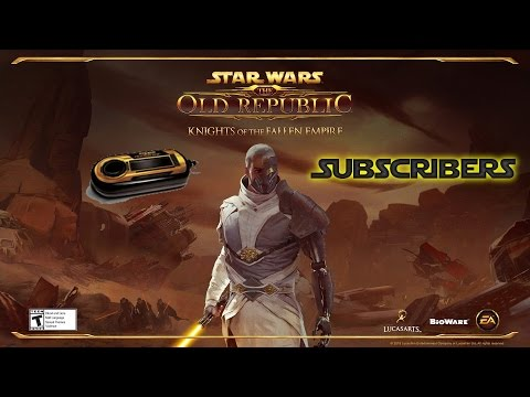 SWTOR security key setup guide (Subscribers) - updated