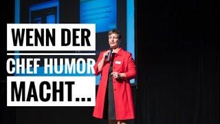 Humor lernen - Witze vom Chef - Deutsches Institut für Humor