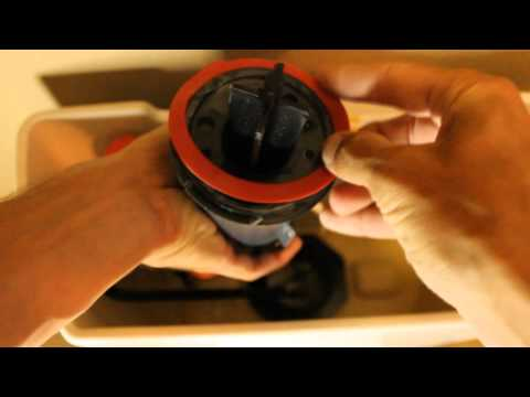How To Replace The Seal On A Canister/Tower Style Toilet Flush Valve (KOHLER/AMERICAN STANDARD)