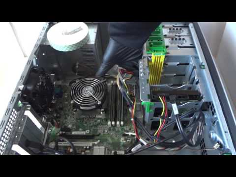 HP Elite 8200 Gaming Upgrade Video Card SSD Drive RAM