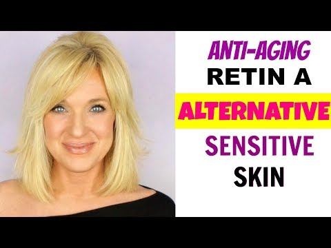 Anti-Aging RETIN A / Retinol ALTERNATIVE for SENSITIVE Skin! Rhamnose