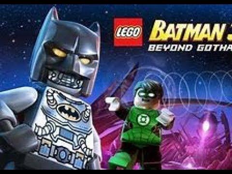 Batman Beyond Gotham 3/ Brainiac boss fight