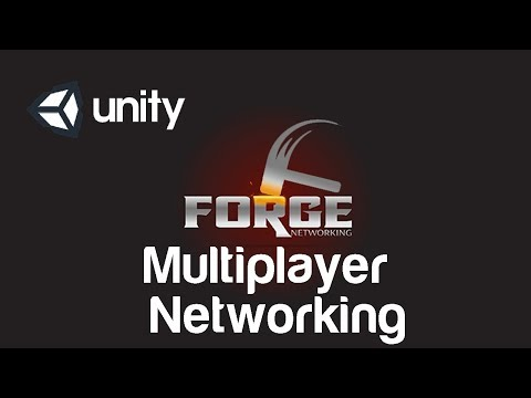 Unity Free Networking Solution: Forge Networking
