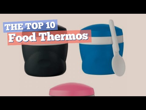Food Thermos // The Top 10 Best Sellers 2017