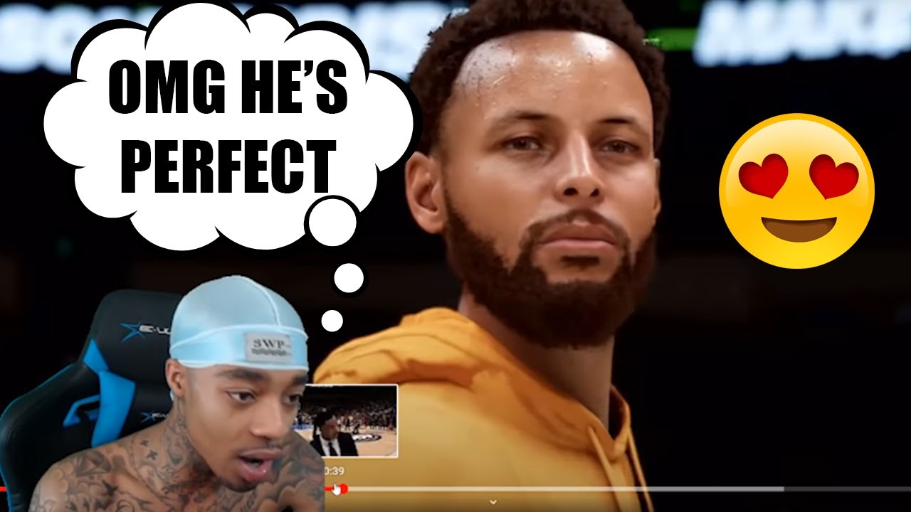 FlightReacts Simping for Stephen Curry for 12 minutes and 39 seconds