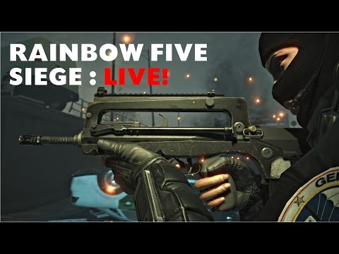 Xxx Mp4 Rainbow Six Siege Live Gameplay Stream Now Ranked GOLD Gameplay Stream 3gp Sex
