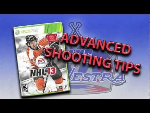 NHL 13: Advanced Shooting Tips
