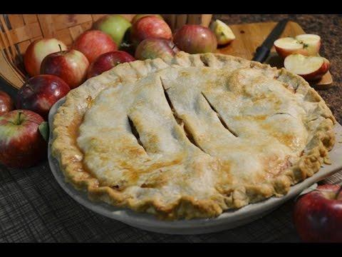 Homemade Apple Pie Recipe  - How to Freeze Apple Pie Video | RadaCutlery.com