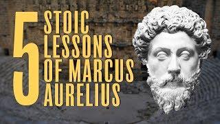 Marcus Aurelius - 5 Life-Changing Lessons From The Stoic Emperor   Ryan Holiday