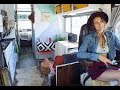 Download   She Transformed A $1,900 Vintage Rv Into A Gorgeous Tiny House On Wheels MP3,3GP,MP4