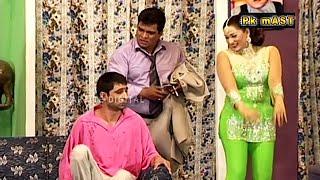 Best of Zara Akber and Nawaz Anjum Stage Drama Full Funny Comedy Clip