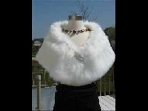 Faux Fur Wraps Shrugs